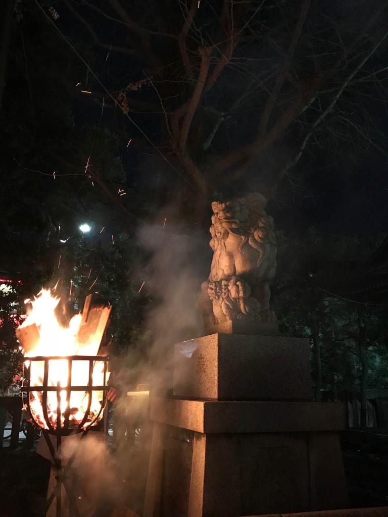 2018年神社